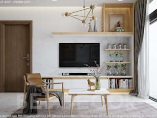 Project: HO17108 Modern Apartment/ Bel Decor bởi Bel Decor