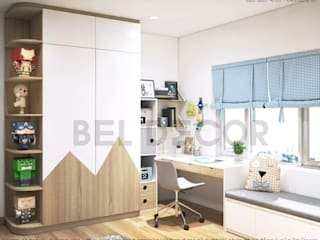 Project: HO1805 Modern Apartment/ Bel Decor bởi Bel Decor