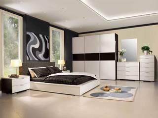 The Interia Modern Yatak Odası The Interia Modern