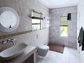 Modern style bathrooms by 7Storeys Modern