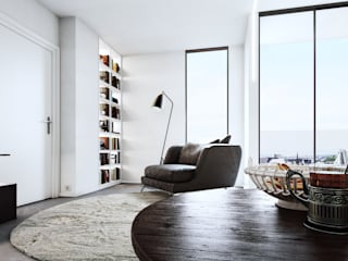 Living room by 7Storeys