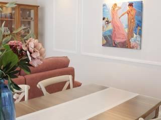 غرفة المعيشة تنفيذ ALARCA. Interiorismo&Hogar