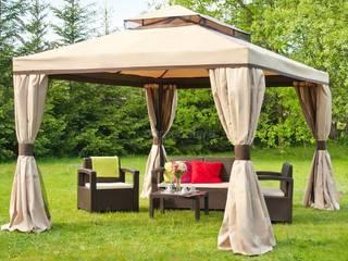 Pawilon ogrodowy Walencja: styl , w kategorii  zaprojektowany przez Ogrodosfera