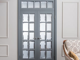 Брянский лес Windows & doors Doors Wood Grey