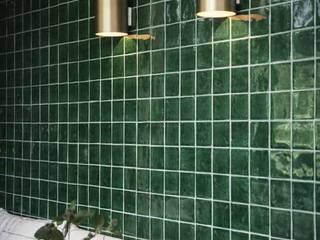 Azulejos Hiszpańskie płytki ścienne szkliwione: styl , w kategorii  zaprojektowany przez Płytki Orientu