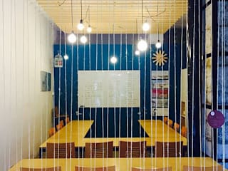 Aula: Oficinas y Tiendas de estilo  de Atelier SIBA