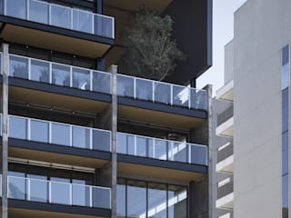 VINT Offices Edifícios comerciais minimalistas por Hype Studio Minimalista