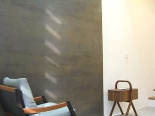 Modern living room by 第宅空間設計 Modern