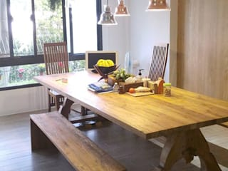 Modern kitchen by 第宅空間設計 Modern