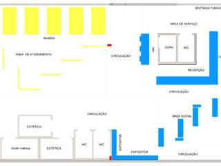 Geschäftsräume & Stores von RoPinheiro , Modern