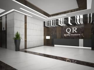 ERSA MİMARLIK – LOBİ 2:  tarz Ofis Alanları