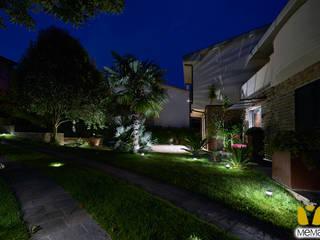 Villa privata di Mema Giardini s.r.l. Minimalista