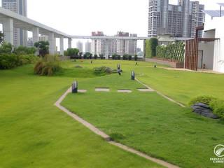 Free Flowing Garden:  Zen garden by Ferntastica Gardens Limited