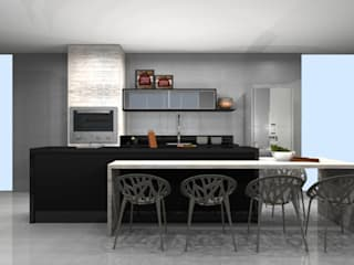 in stile  di Liliane Sant'Anna - Design de Interiores
