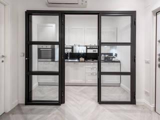 من a2 Studio Borgia - Romagnolo architetti حداثي