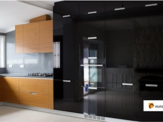 Cozinha Vista B: Cozinhas modernas por Matobra, S.A.