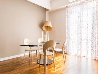 Modern Yemek Odası a2 Studio Borgia - Romagnolo architetti Modern