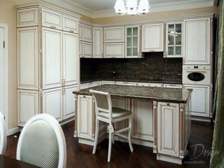 Кухня в классическом стиле:  в . Автор – LuxeDesign