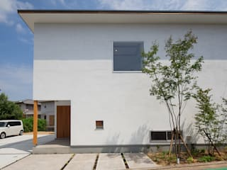 Modern home by I Live Architects/田辺弘幸建築設計事務所 Modern