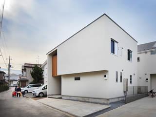 บ้านเดี่ยว by 神成建築計画事務所