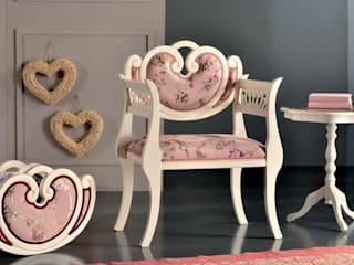 BL mobili Living roomSofas & armchairs Solid Wood White