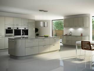 MUTFAK Modern Mutfak ERKALE MİMARLIK - ANKARA & ANTALYA Modern