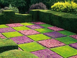 ERKALE MİMARLIK - ANKARA & ANTALYA – PEYZAJ:  tarz Bahçe