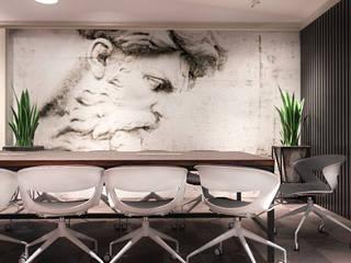 Офис адвокатской фирмы в г.Сочи: Офисные помещения в . Автор – Dinastia Designs