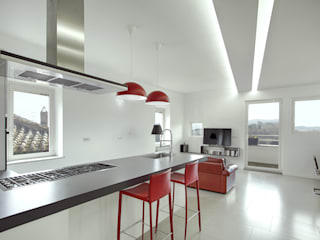 MAMESTUDIO Minimalist kitchen