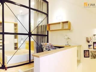 Modern study/office by KTAA HOUSE Modern
