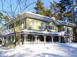 Terrace house by LUMI POLAR