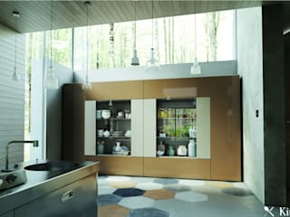Roomy Kitchen por Kitchen In Moderno