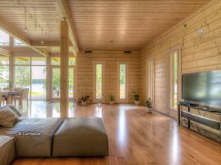 Living room by LUMI POLAR