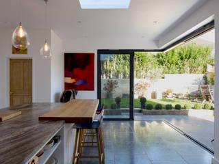 Newbridge Hill Hetreed Ross Architects Minimalist kitchen