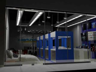 ALMACEN OPORTUNIDADES: Centros comerciales de estilo  por AM2 Arquitectura & Mobiliario sas,