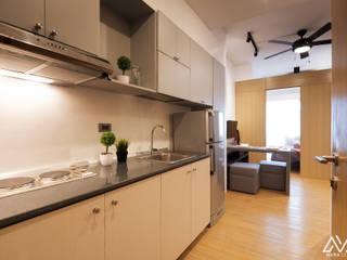 Cocinas modernas de MVRX Designs Moderno