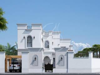 Villas by Comelite Architecture, Structure and Interior Design ,