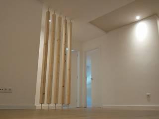 C evolutio Lda 现代客厅設計點子、靈感 & 圖片 木頭 White