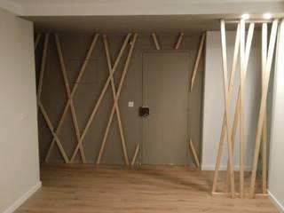 C evolutio Lda Ingresso, Corridoio & Scale in stile moderno Variopinto