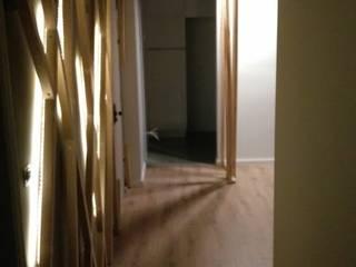 C evolutio Lda 現代風玄關、走廊與階梯 Multicolored