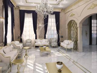Classic Luxury Villa Interior Design by Comelite Architecture, Structure and Interior Design Classic