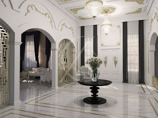 Corridor & hallway by Comelite Architecture, Structure and Interior Design ,