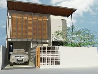Sarimanah House Oleh Kahuripan Architect Modern