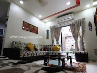 Row house interior designing work:   by Designaddict