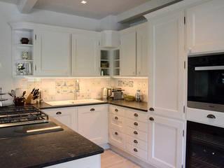 Küche:  Küche von Meyerfeldt Architektur & Innenarchitektur