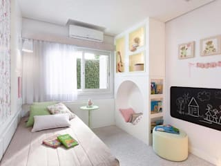 ARQ Ana Lore Burliga Miranda Girls Bedroom White
