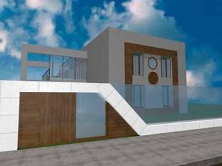 modern  by Aleixo Arquitetura, Modern