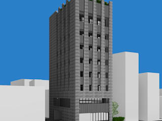 Modern houses by atelier longo 아뜰리에 롱고 Modern