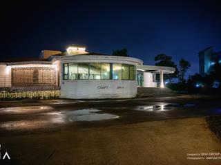 크래프트 루트 수제맥주 제조공장: 쿠나도시건축연구소의