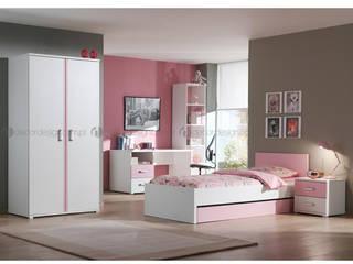Decordesign Interiores Habitaciones infantilesArmarios y cómodas
